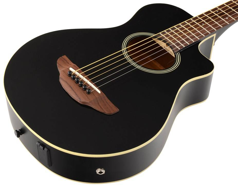 Mini guitare folk Yamaha APX pour enfants ou adultes - Folk