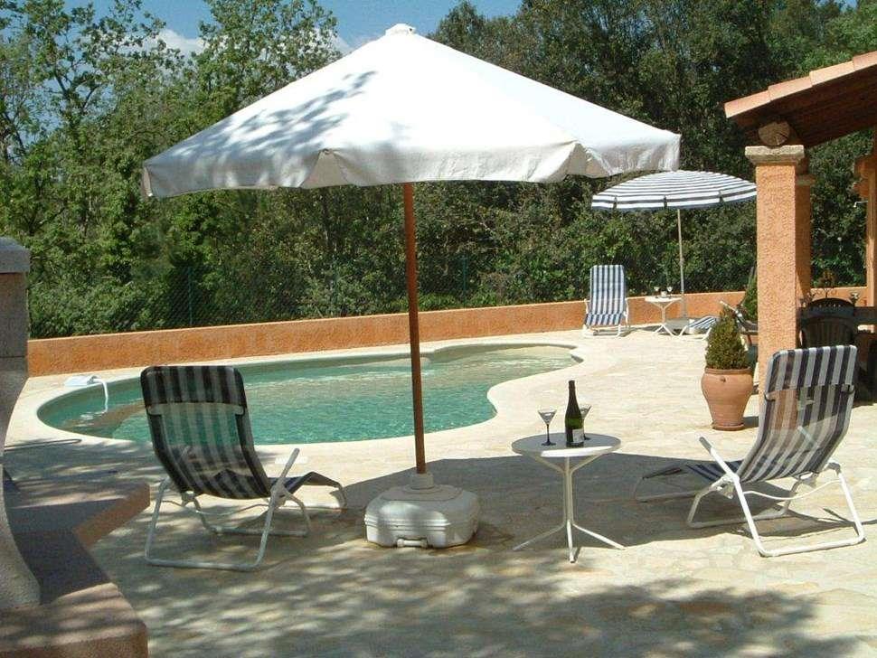 Ard che sud gard belle maison avec piscine frankreich for Ardeche location maison avec piscine