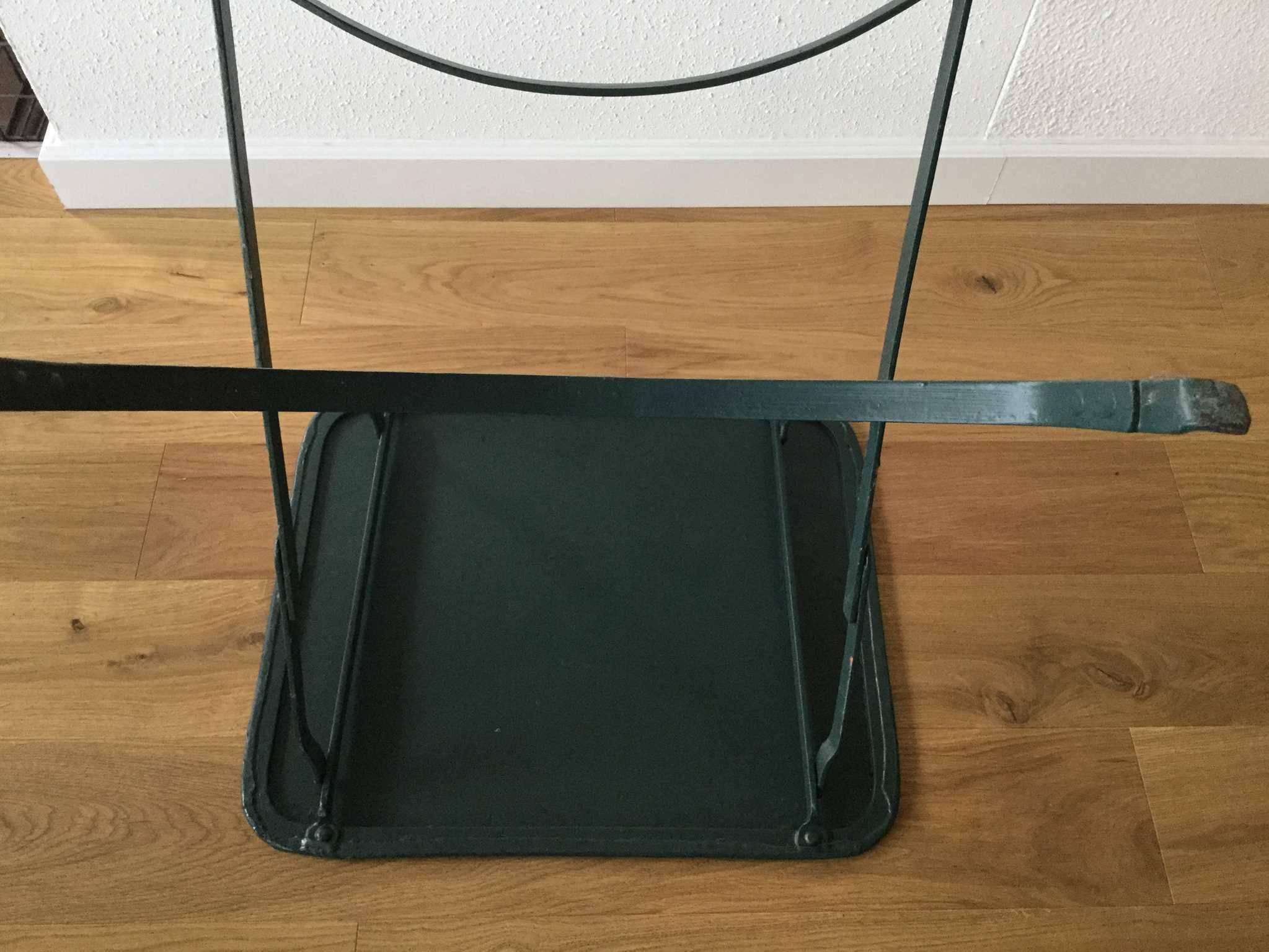 Petite table de jardin rectangulaire pliable - Gartentisch