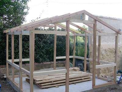 Montage et entretien de votre abri de jardin