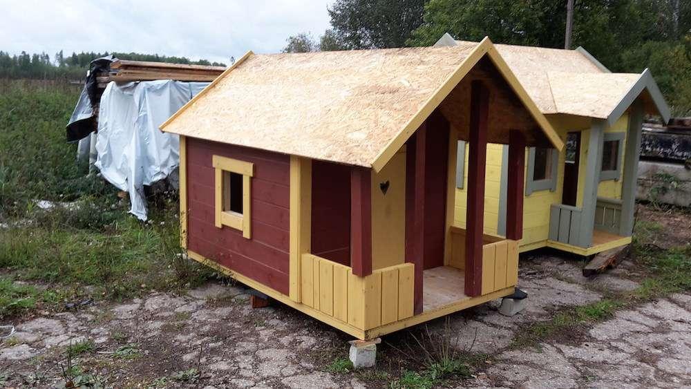 Petite cabane de jardin pour enfants - Gewächs- & Gartenhäuser