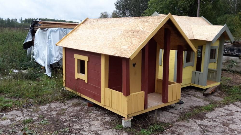 petite cabane de jardin pour enfants gew chs gartenh user