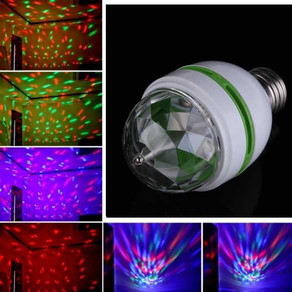 led party licht led disco beleuchtung led discokugel gl hbirnen. Black Bedroom Furniture Sets. Home Design Ideas