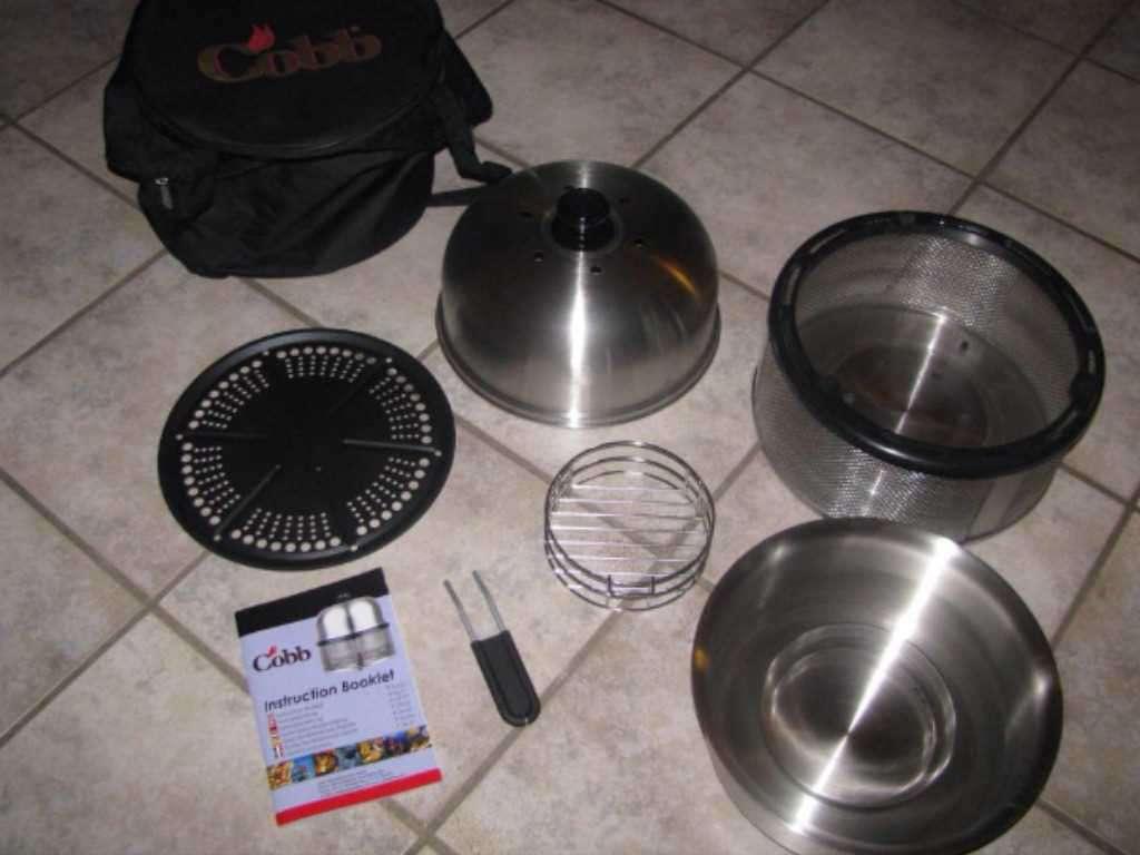 cobb grill brikett - grils