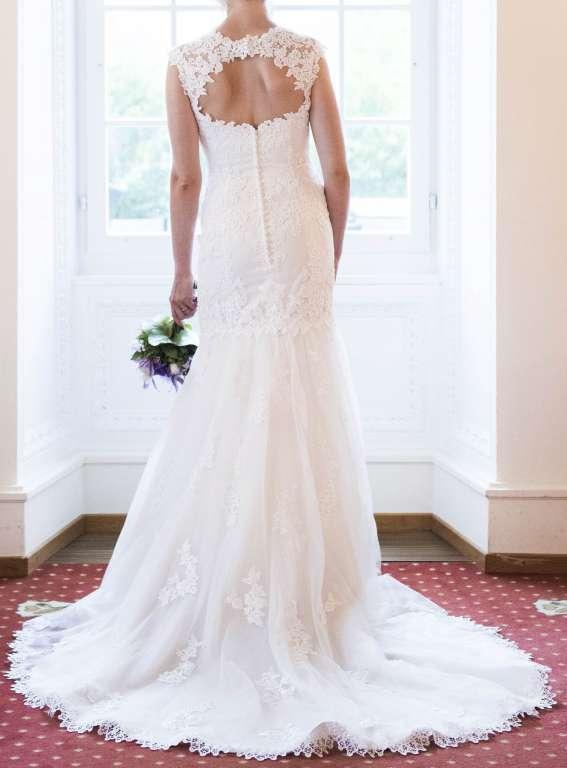 Traumhaftes Brautkleid / Hochzeitskleid Grösse 36/38 - Hochzeitskleider