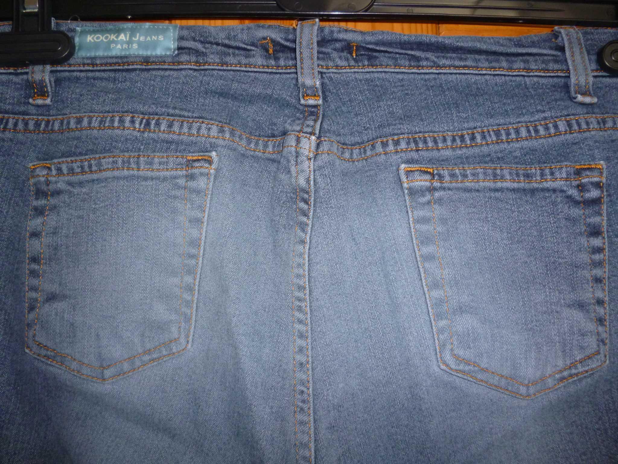 kookai jeans hosen gr 40 42 pantalons jeans size 32 hosen jeans. Black Bedroom Furniture Sets. Home Design Ideas