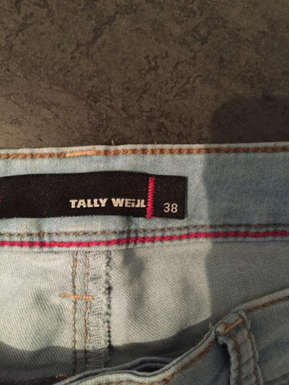 02f4e588d817 Tally Weijl jeans hosen gr.38 - Hosen & Jeans