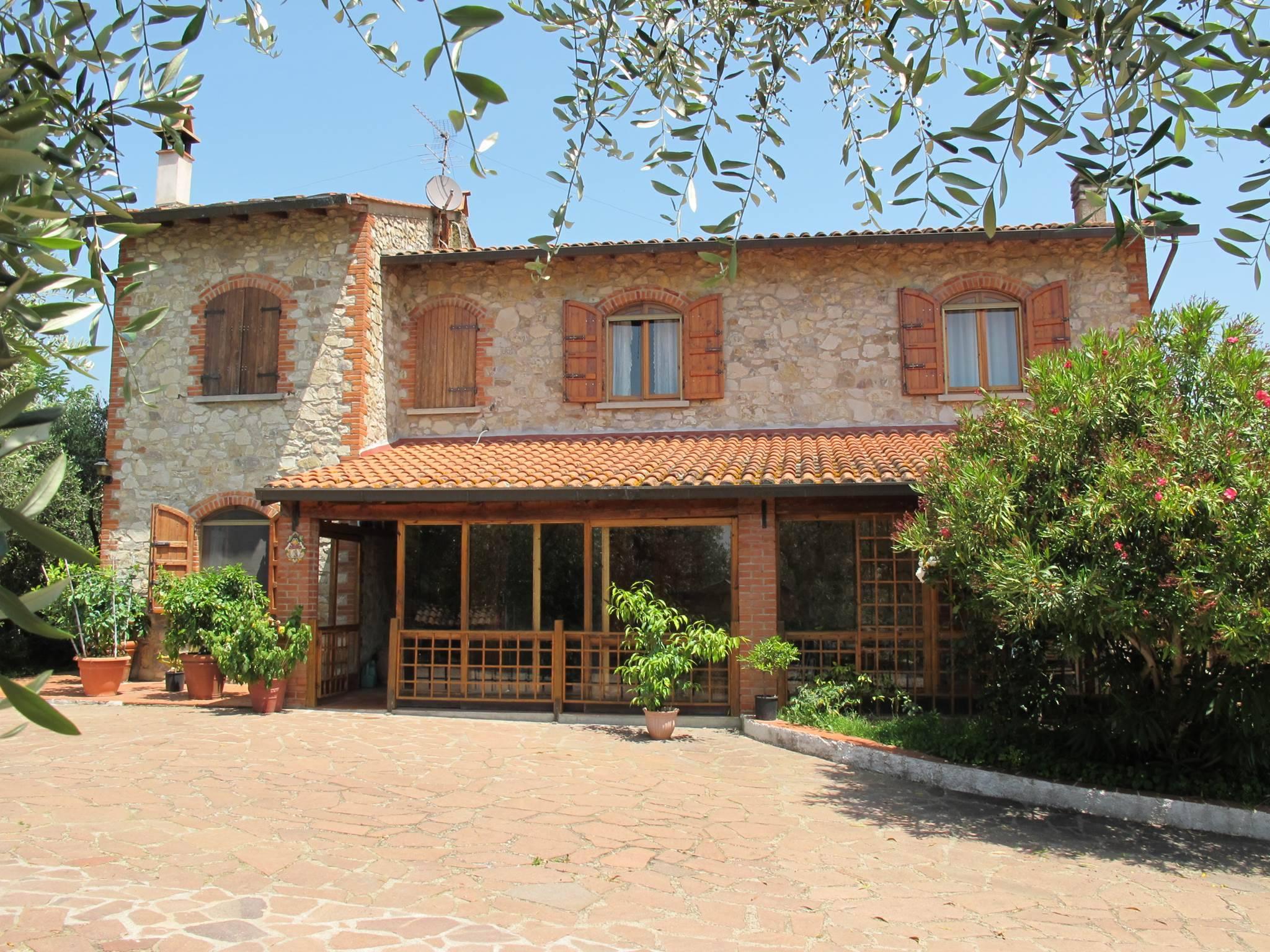 Toscana ferienhaus mit privatpool zur alleinigen nutzung for Ferienhaus mit privatpool