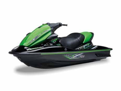 Kawasaki Jet Ski Stx  F Horsepower