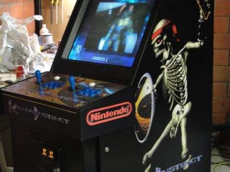borne arcade killer instinct occasion