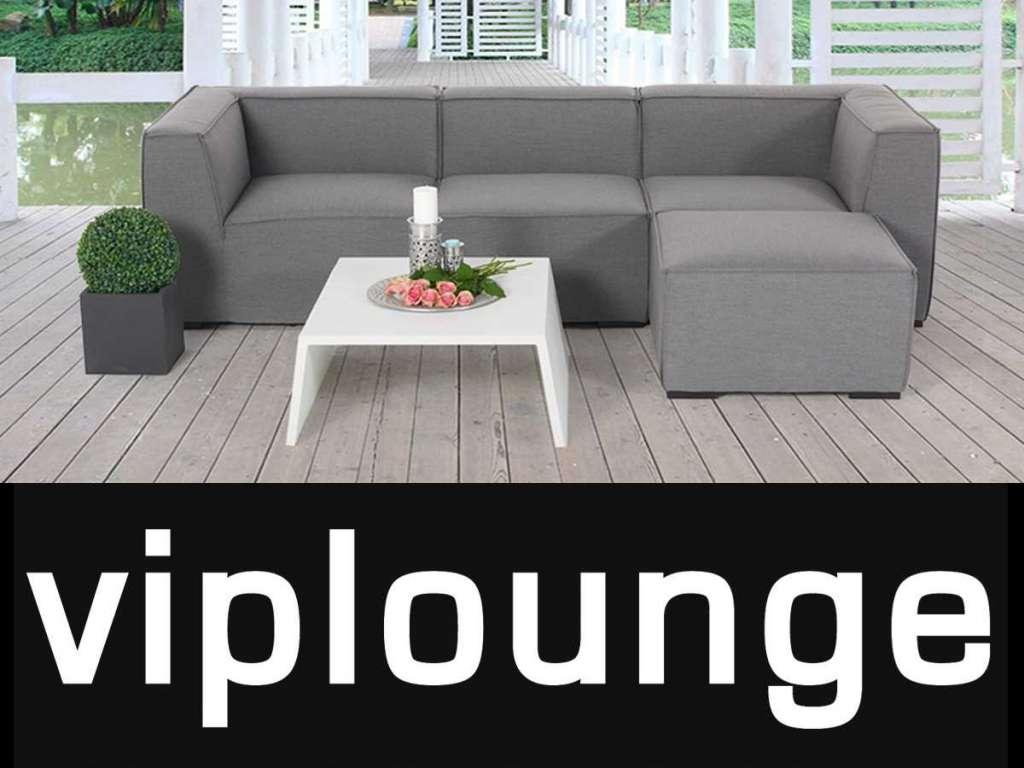 outdoor lounge allwetter lounge outdoorm bel wetterfest kissen polster. Black Bedroom Furniture Sets. Home Design Ideas