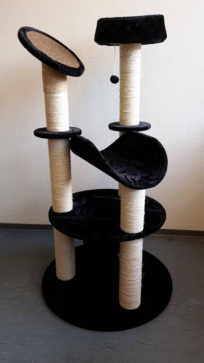 katzenbaum f r grosse katzen artikel q6 bk kratzb ume m bel. Black Bedroom Furniture Sets. Home Design Ideas