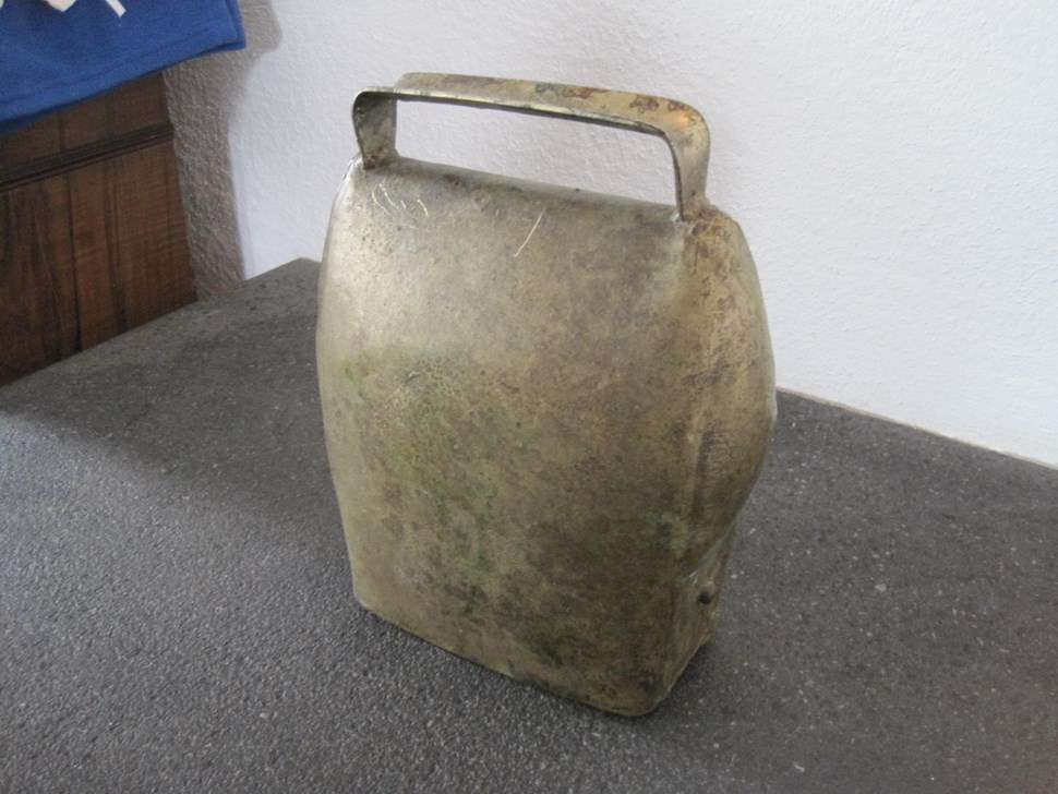 Alte Berufe Antike Glocke Kuhglocke #6