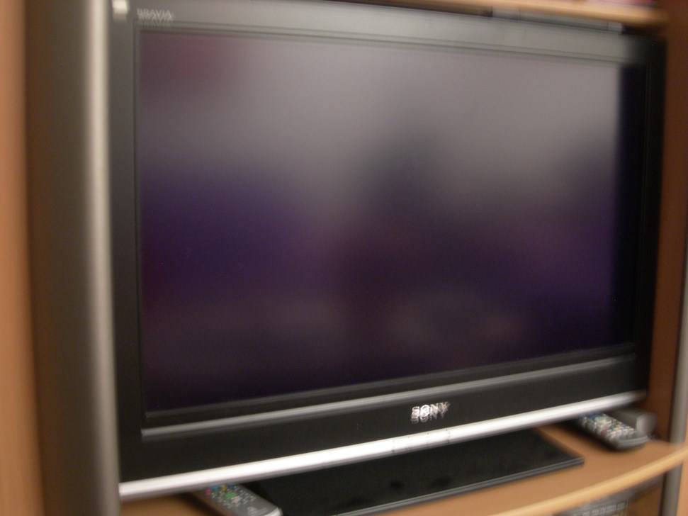 a vendre tv sony bravia 82 cm cran plat hd led. Black Bedroom Furniture Sets. Home Design Ideas