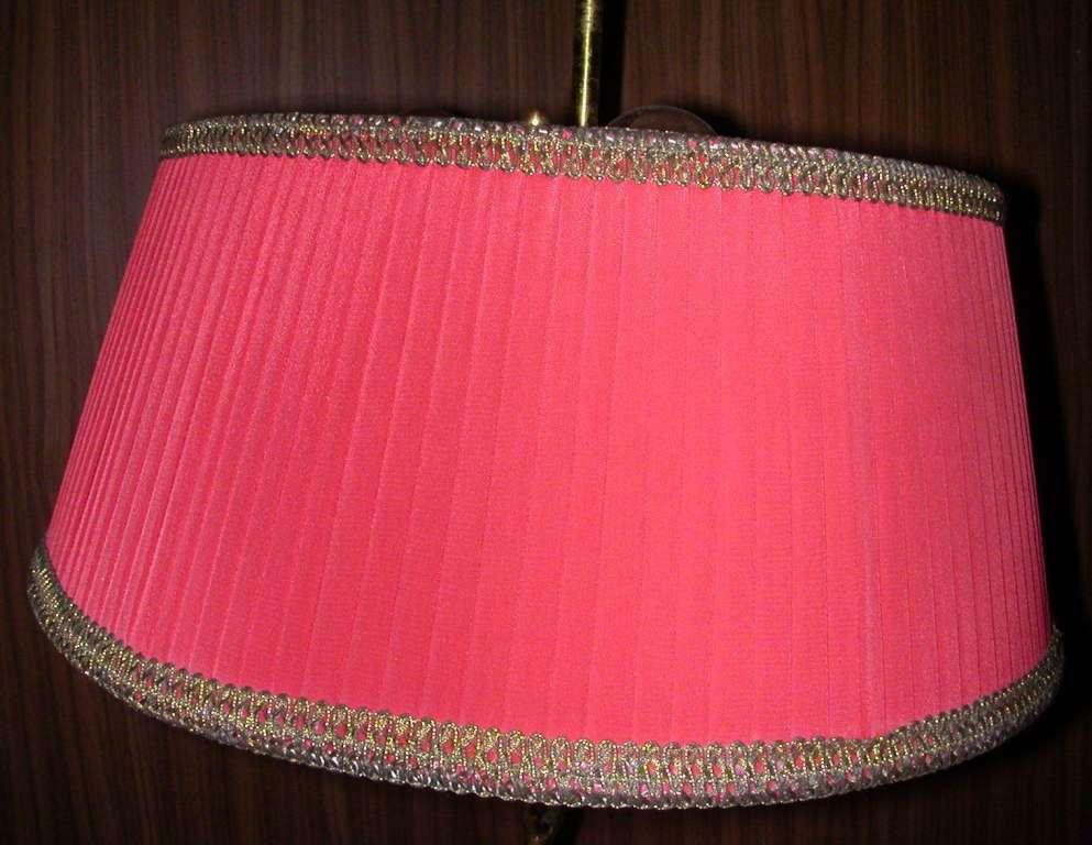 Magnifique Lampe De Plafond Rouge Vintage Lampes De Plafonds