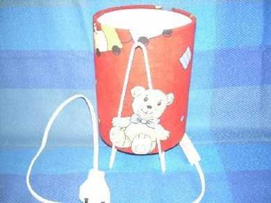Lampe de chevet pour enfants avec de jol lampes de table - Lampe de table enfant ...