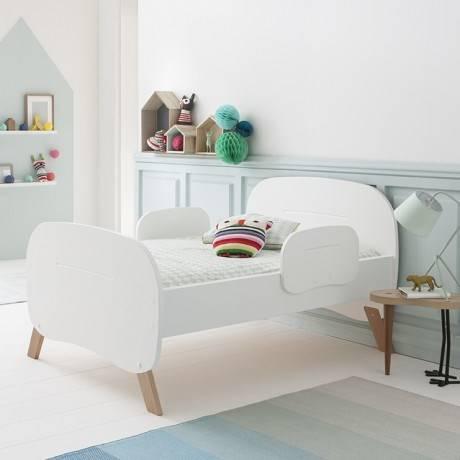 lit volutif 90x140 170 200 maelys lits matelas. Black Bedroom Furniture Sets. Home Design Ideas