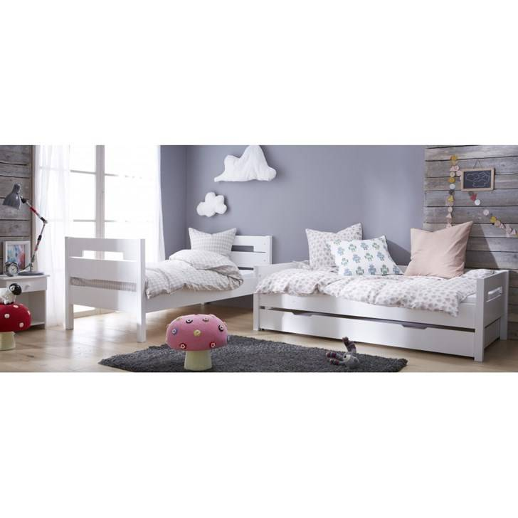 lit superpose dissociable lits matelas. Black Bedroom Furniture Sets. Home Design Ideas