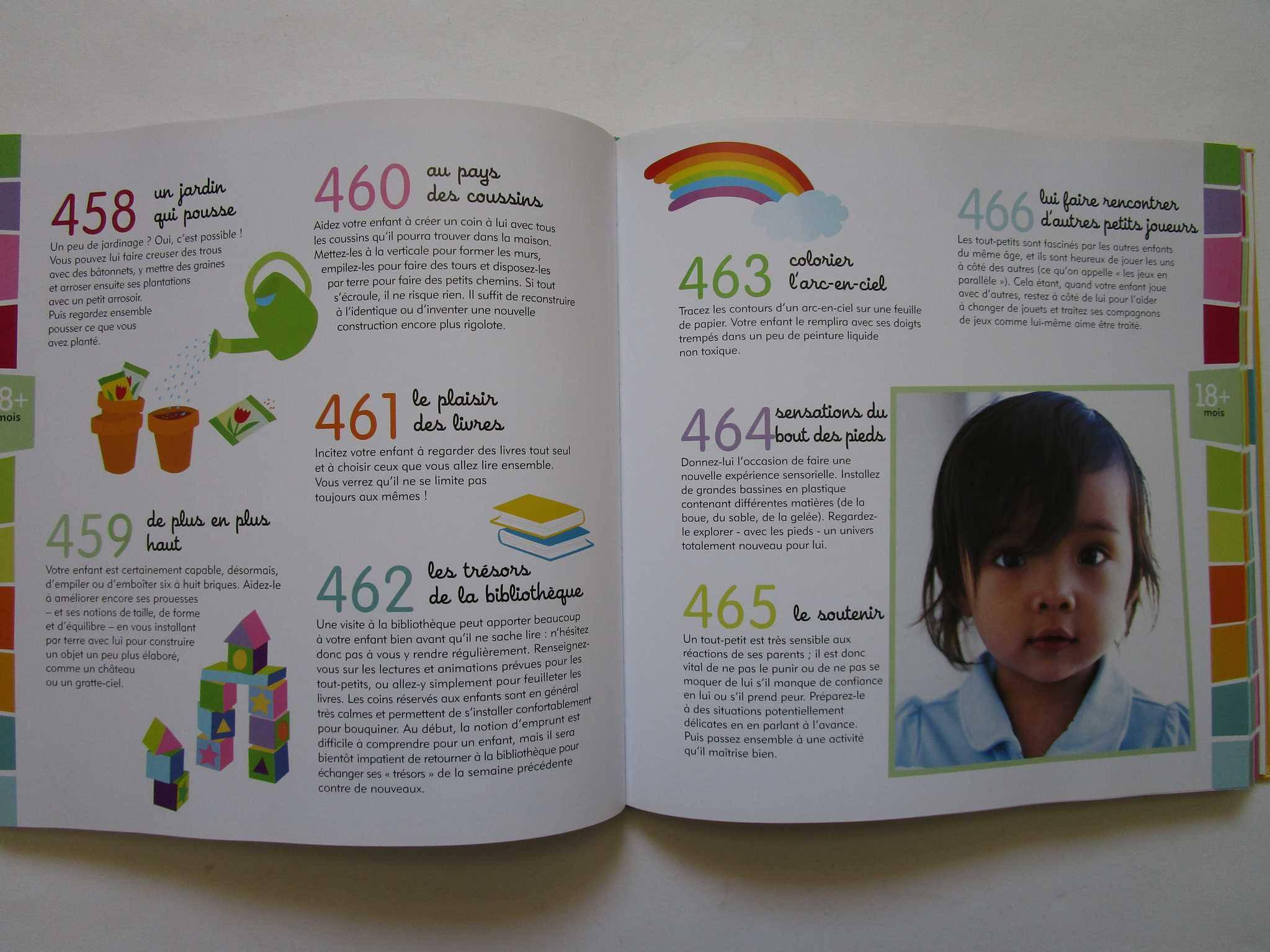 ... 1001 activités avec mon enfant 19055939 ...