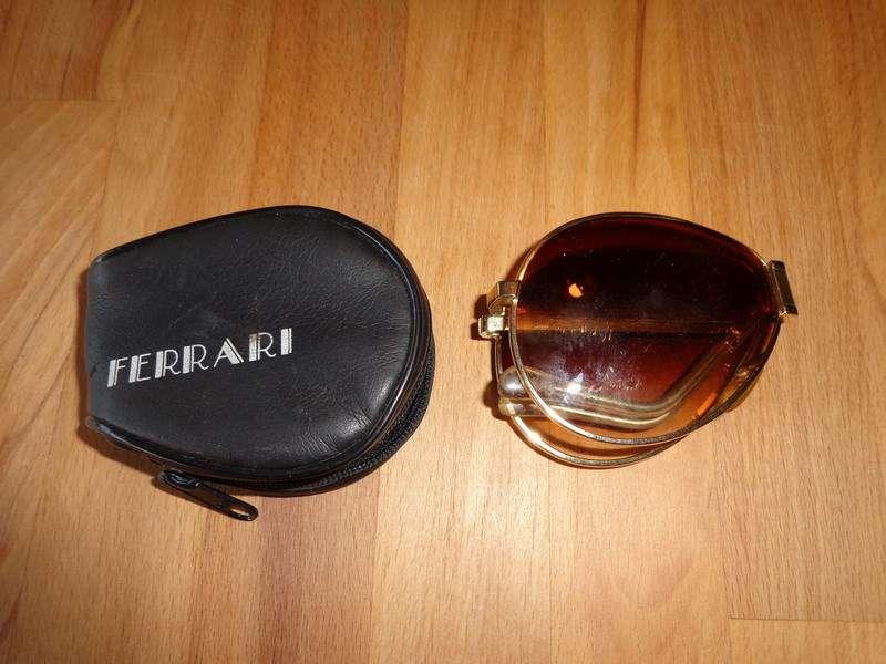 546bdc625aaf9 Ferrari   lunettes pliantes   vintage collection - Lunettes de vue ...