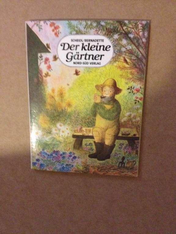 der kleine gartner kinderbuchlein 23287060
