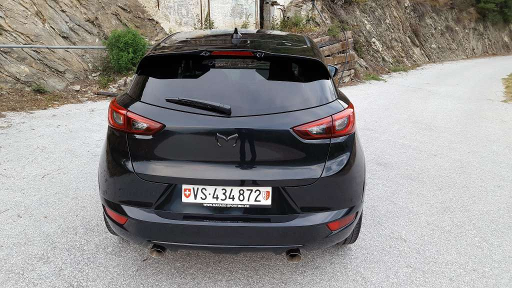 mazda cx-3, 2016, 65'000 km - occasionen & neuwagen