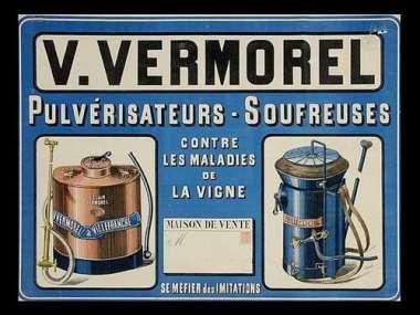 véritable en ligne ici haut de gamme pas cher Pulvérisateur sulfateuse boille à sulfater Eclair Vermorel