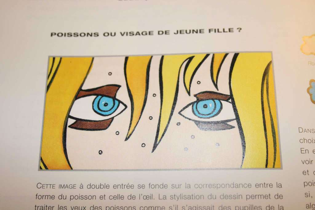 Illusions d 39 optique et hologrammes peinture dessin for Illusion d optique peinture