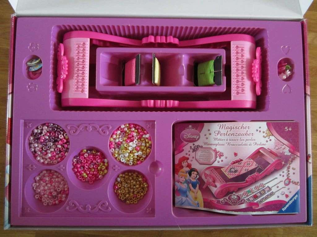 Jeu Enfant Metier A Tisser Les Perles Disney Princess 5