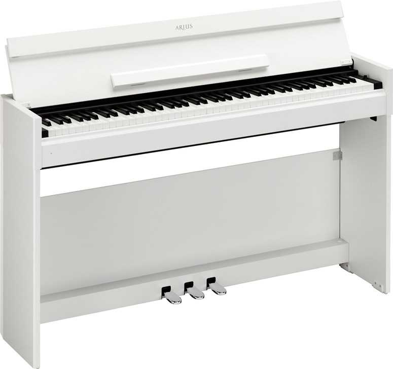 piano num rique yamaha arius ydp s52 blanc ou noir piano. Black Bedroom Furniture Sets. Home Design Ideas