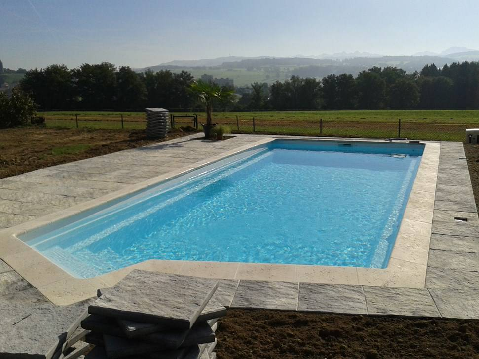 Construction piscine cl en main piscines accessoires for Construction piscine