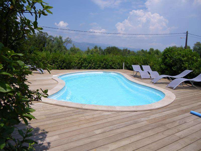 Piscine enterr e en kit piscines accessoires - Piscine enterree en kit ...