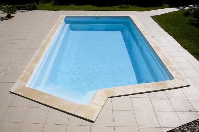 Piscine enterr e en kit piscines accessoires for Kit piscine enterree