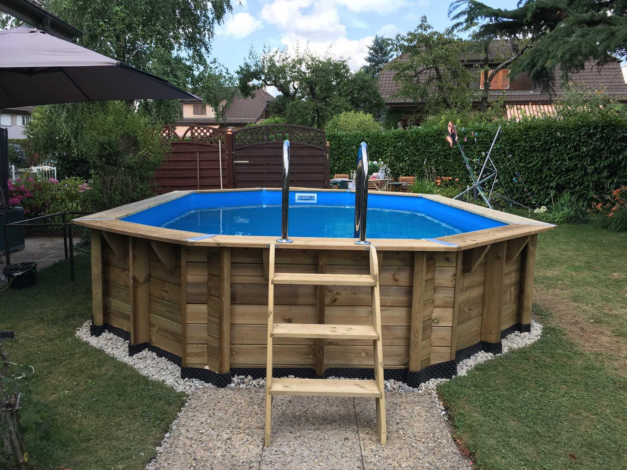 Pr paration pour pose de votre piscine piscines - Preparation accouchement piscine ...