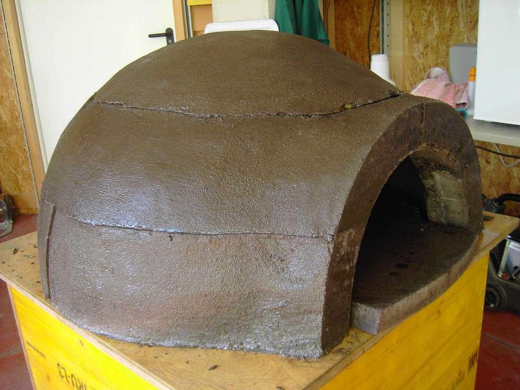 Pizzaofen im Bausatz - Pizzaofen