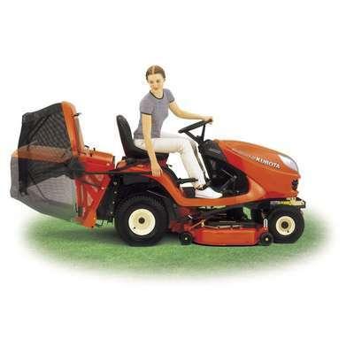 Tracteur gazon professionnel neuf kubota gr1600 ii for Prix pour tondre gazon