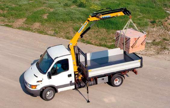 a louer camionnette avec grue de chargement professionelle angebote. Black Bedroom Furniture Sets. Home Design Ideas