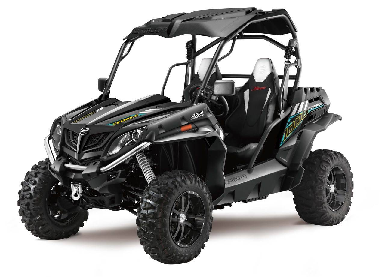 ssv cf moto zforce 1000 eps v2 efi 4x4 euro 4 disponible. Black Bedroom Furniture Sets. Home Design Ideas