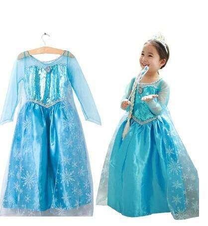 robe elsa la reine des neiges frais de port gratuits 9945719 - Robe Anna Reine Des Neiges