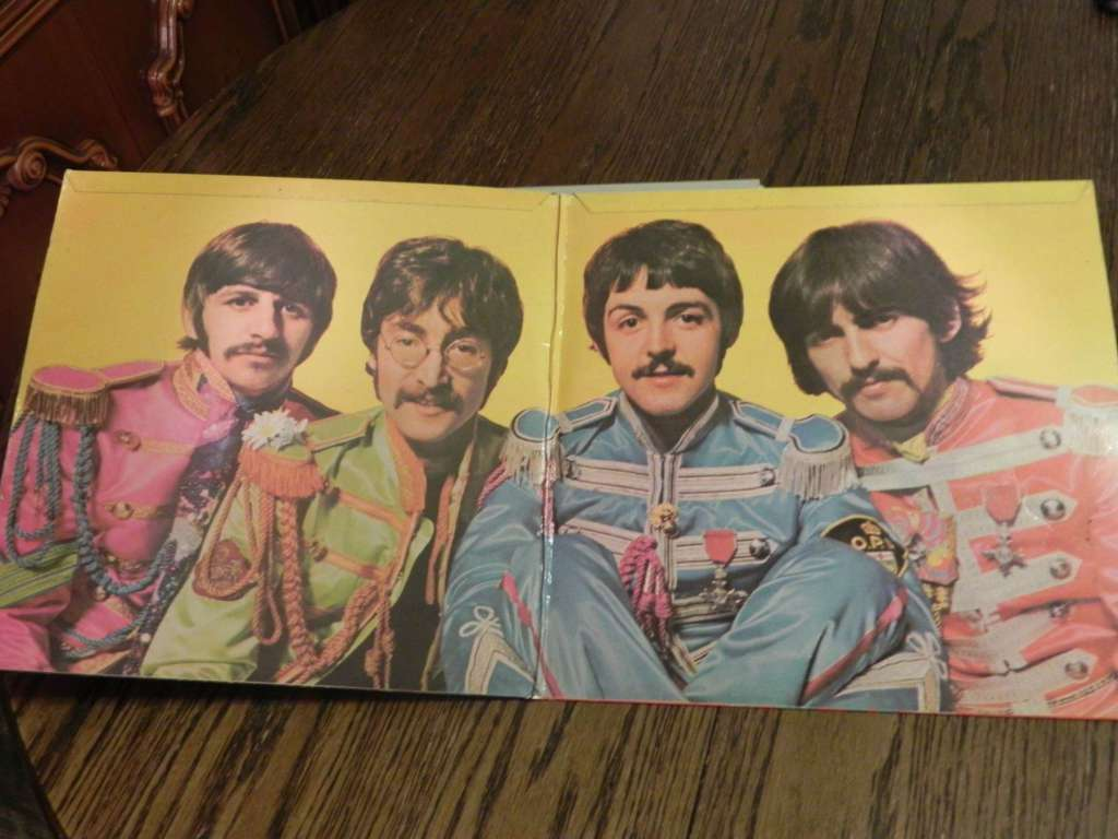 The Beatles Sgt Peppers Lonely Hearts Club Band Rarité Rock