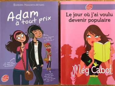 2 Livres De Poche Jeunesse