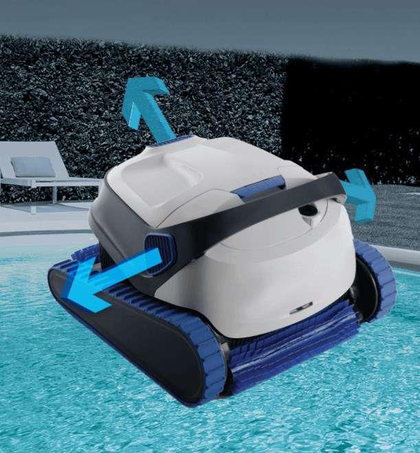 Dolphin s300i poolroboter neu schwimmbad zubeh r for Garten pool leeren