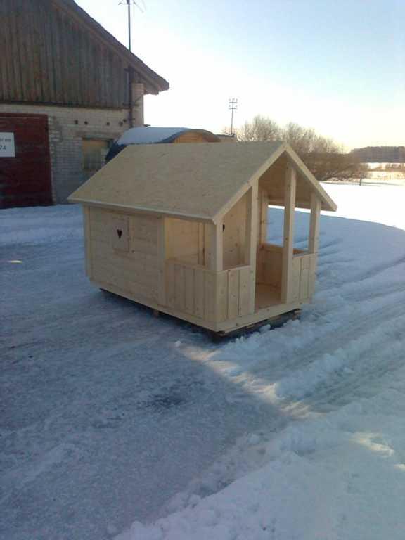 Petite cabane de jardin pour enfants serres cabanes de for Cabanes de jardin pour enfants