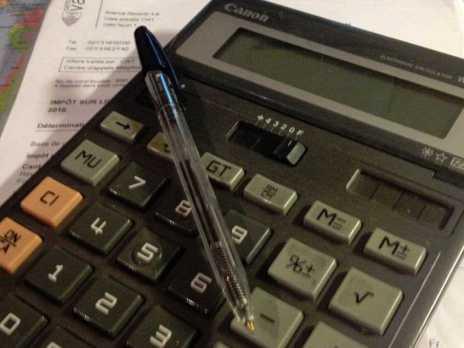 Déclaration d'impôt pour particulier dès CHF 60.--