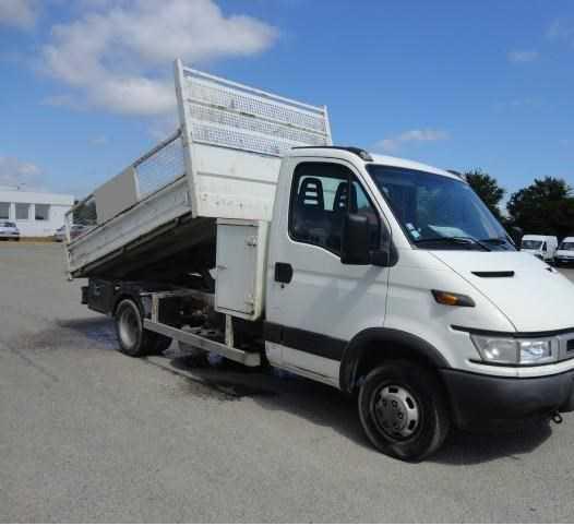A louer camionnette iveco basculante 3 c t s services professionnels - Castorama louer camion ...