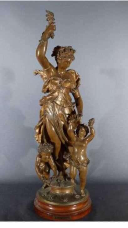 Bronzier D Art bronzier d art . achete statue regule et bronze - art & antiquités