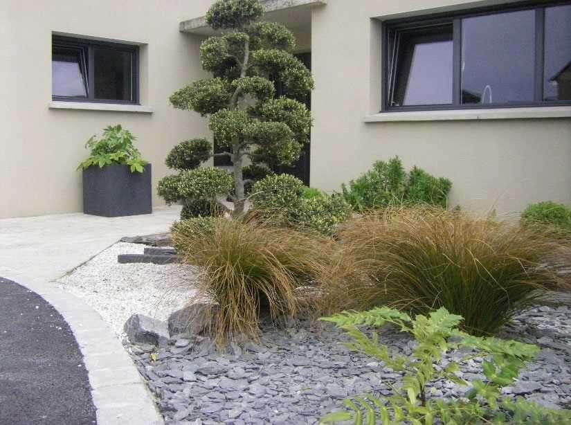 Cr ation et entretien jardin japonais topiaieres zen for Entretien jardin geneve