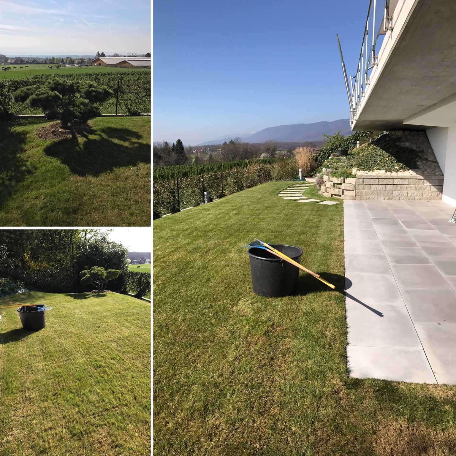 Parvex paysagiste entretien de jardins parcs potager for Recherche entretien jardin