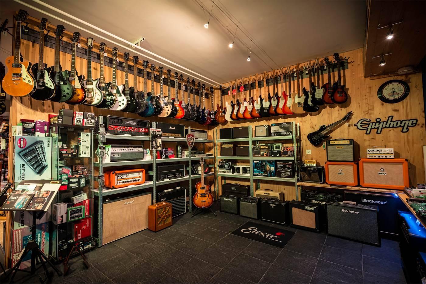vintage et actuel magasin de musique gland guitares accessoires. Black Bedroom Furniture Sets. Home Design Ideas