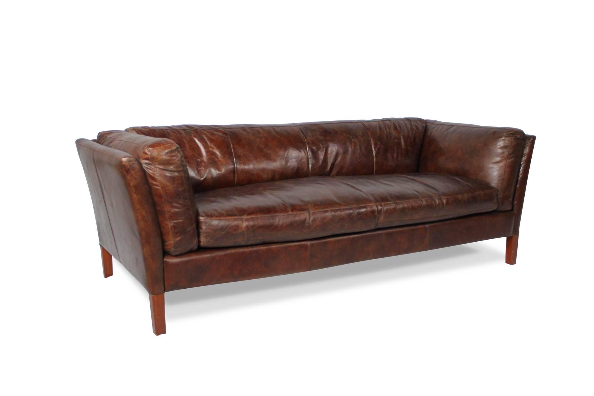 Leder Vintage Möbel -40% - Sofas & Polstergruppen